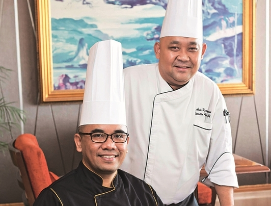 Getting to Know the Dynamic Duo: Chef Otong Arif and Chef Anis Kurniawan