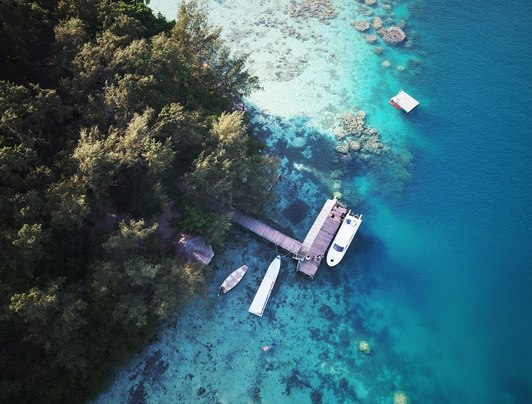 Pulau Macan: An Island for Changing Your Mind