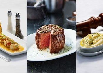 Savour A Special Menu during Ramadan at Ruth's Chris Steak House