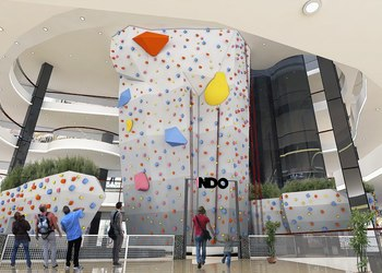 Indoor Climbing Gym Will be Launched in September at FX Sudirman Mall