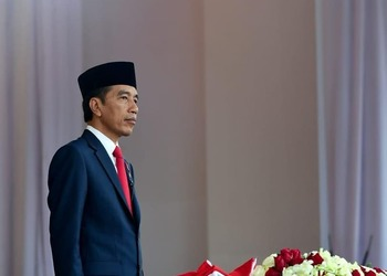 The Second and Final Term of President Joko Widodo