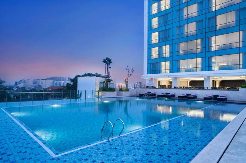Novotel Bandung | 4-star International Hotel in Bandung