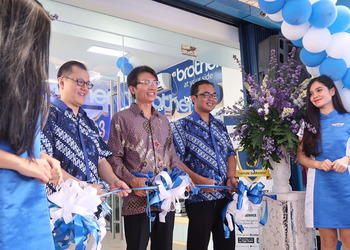 Brother Customer Care Opens in Jakarta