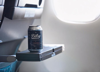 Betsy, An Exclusive Craft Beer for Long-Haul Air Travel