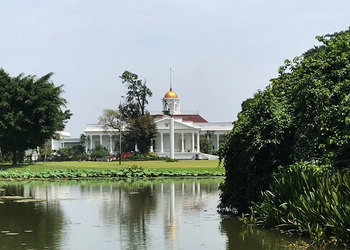 A visit to the Bogor Botanical Gardens