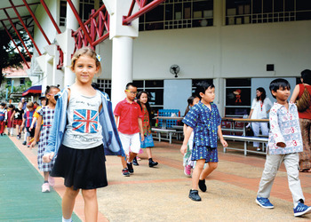 A British Education at British School Jakarta